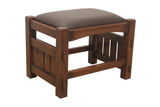 Mission Oak Foot stool Arts & Crafts - Crafters & Weavers - 1