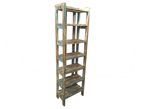 Artifact Reclaimed 7 Shelf Rack - Crafters & Weavers - 1