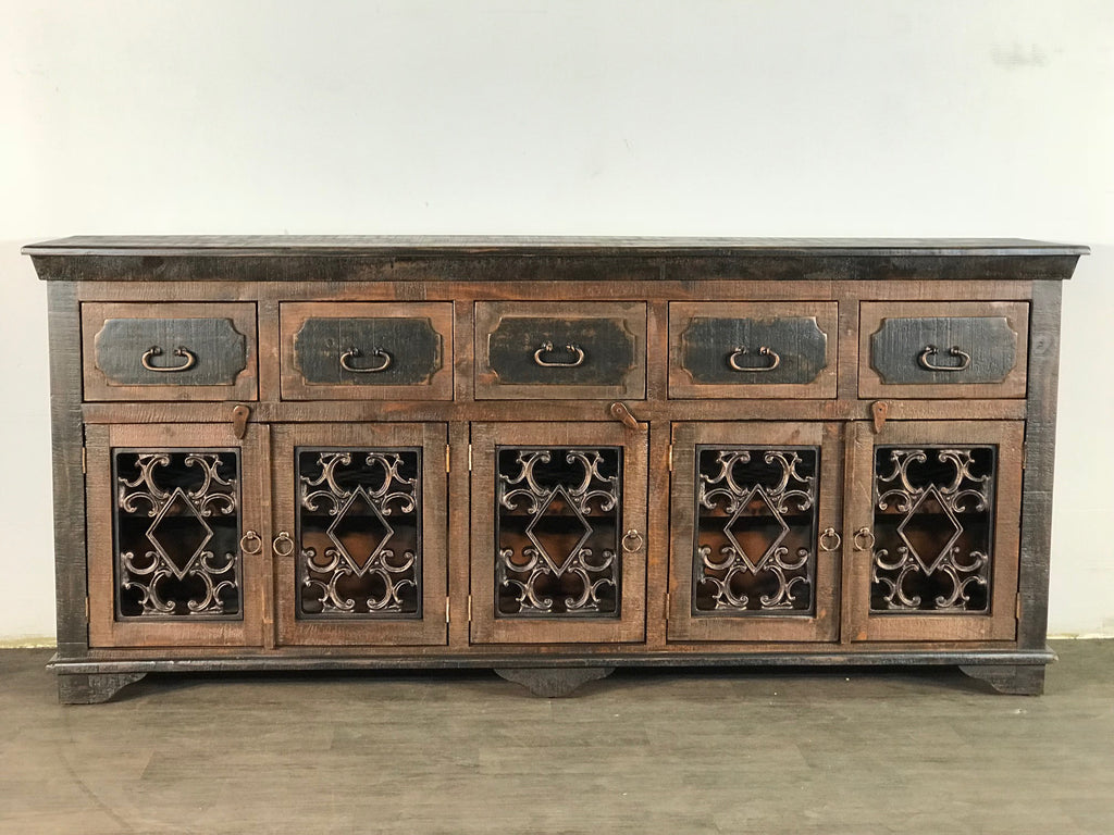 Keystone Solid Wood Sideboard