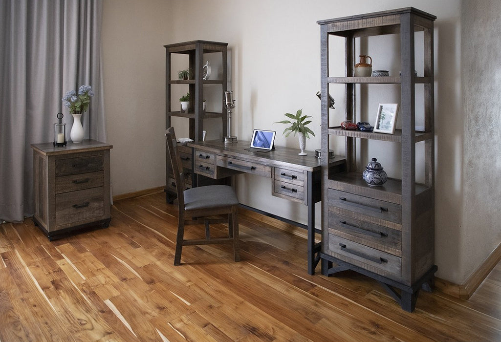 Greenview Loft 3 Drawer File Cabinet