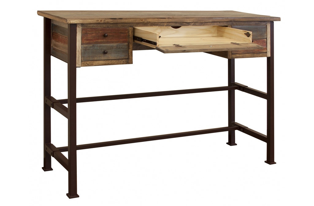 "Bayshore 42"" High Desk - Multicolor"