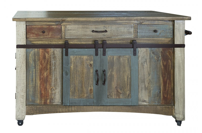 Bayshore Kitchen Island