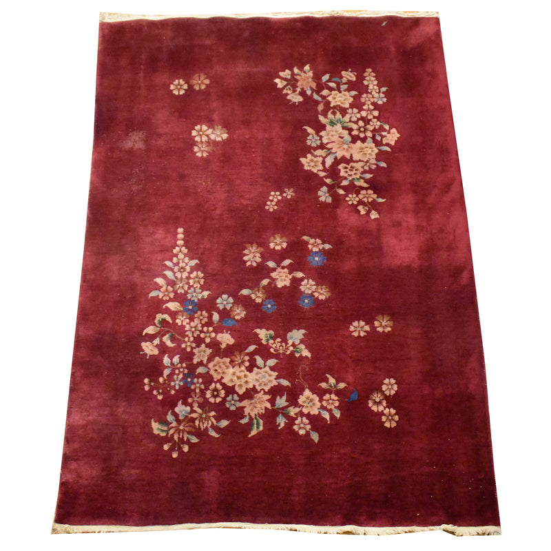 rugK92 5.4 x 7.4 Persian Shiraz Rug