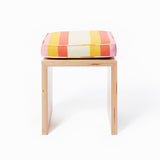 Small Stripes Cushion in Sunshiny Day