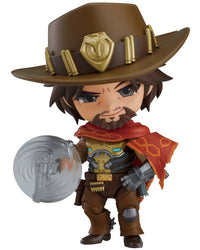 Nendoroid 1030 Overwatch McCree: Classic Skin Edition
