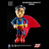 The Justice League Mini Hybrid Metal Figuration Series 0.5