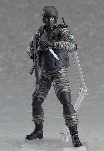figma 298 Metal Gear Solid 2: Sons of Liberty: Gurlukovich Soldier