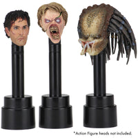 Action Figure Head Display Stands