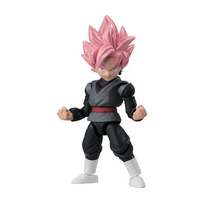 Bandai 66 Action Dash Dragon Ball Super 03: Super Saiyan Rosé Goku Black