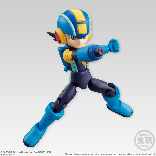 Bandai 66 Action Dash Mega Man 03: Mega Man.EXE Battle Network