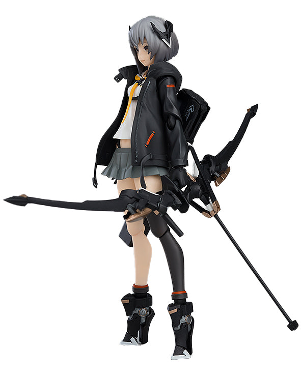 figma 436 Heavily Armed High School Girls: Roku
