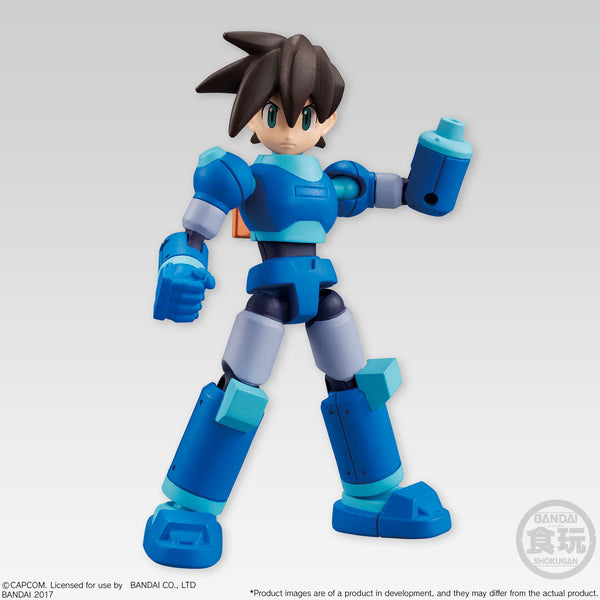 Bandai 66 Action Dash Mega Man 04: Rock Volnutt