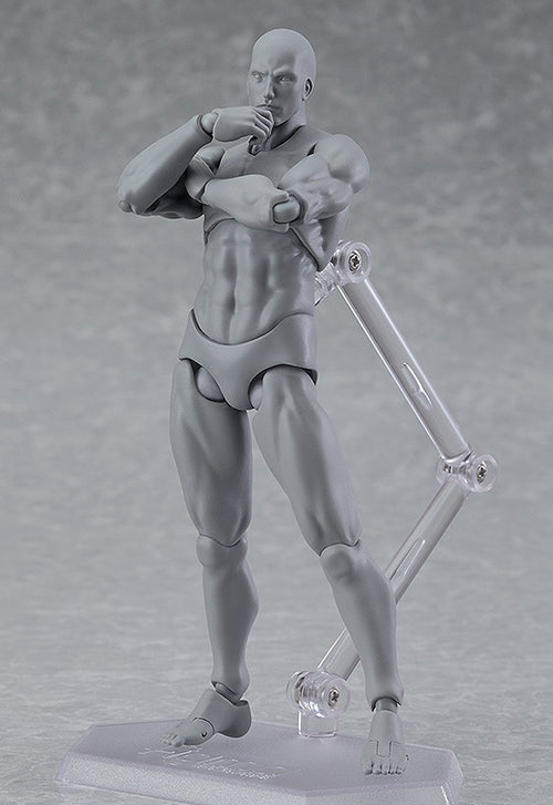 figma 03♂ archetype next: [he] gray color ver.