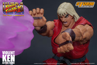Street Fighter II Violent Ken