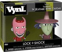 Vynl. The Nightmare Before Christmas: Lock & Shock