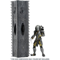 Aliens vs Predator Temple Pillar