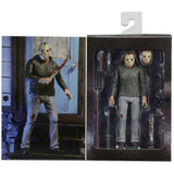 NECA Friday the 13th Part 3 3D: Ultimate Jason