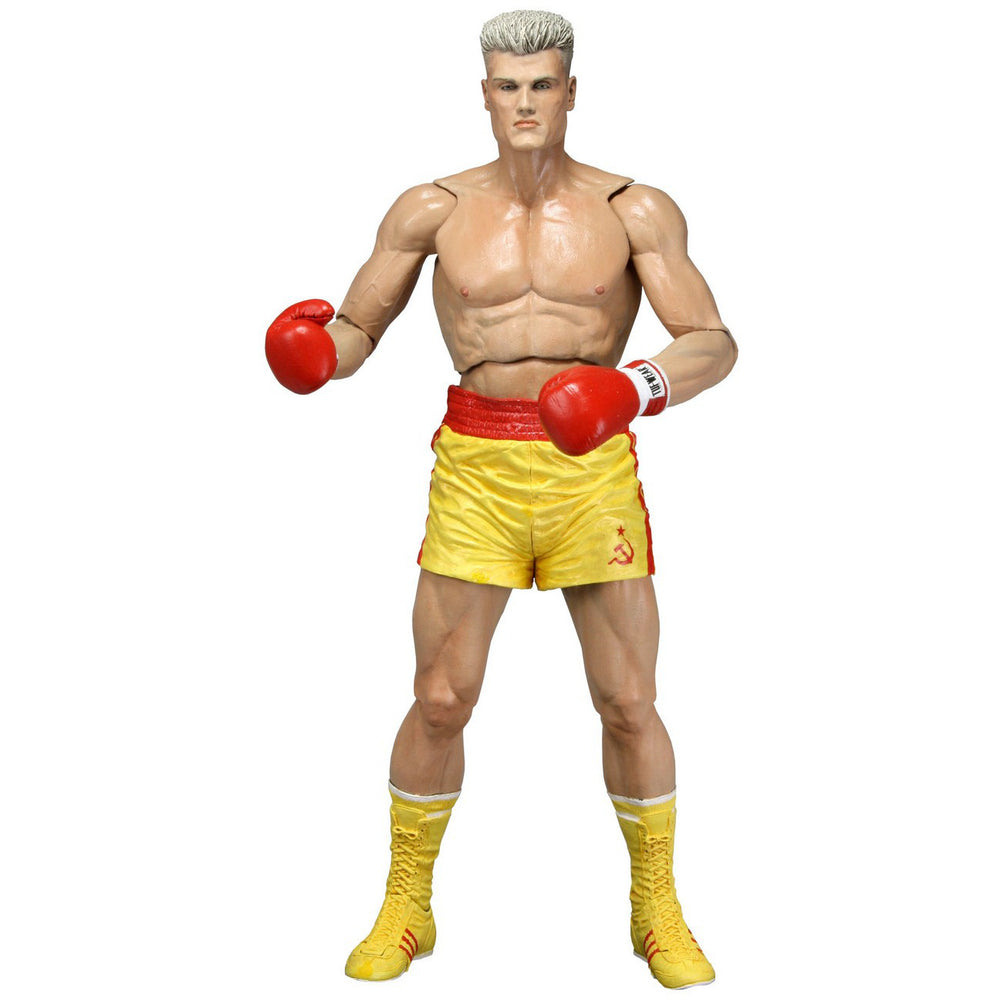 NECA Rocky IV Ivan Drago (Yellow Trunks)
