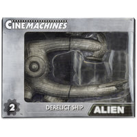 CINEMACHINES 02 Derelict Ship
