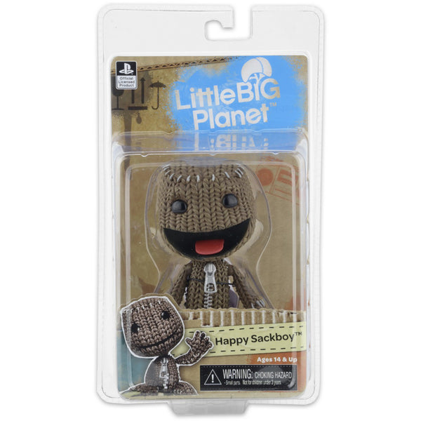 NECA Happy Sackboy