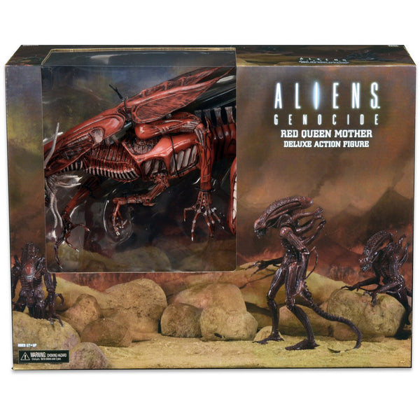 NECA Aliens: Genocide Red Queen Mother