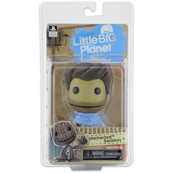 NECA Uncharted Sackboy