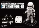 Egg Attack Action: EAA-015R Star Wars: The Force Awakens First Order Riot Control Stormtrooper