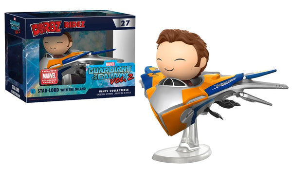 Dorbz Rides 21: Star-Lord With The Milano