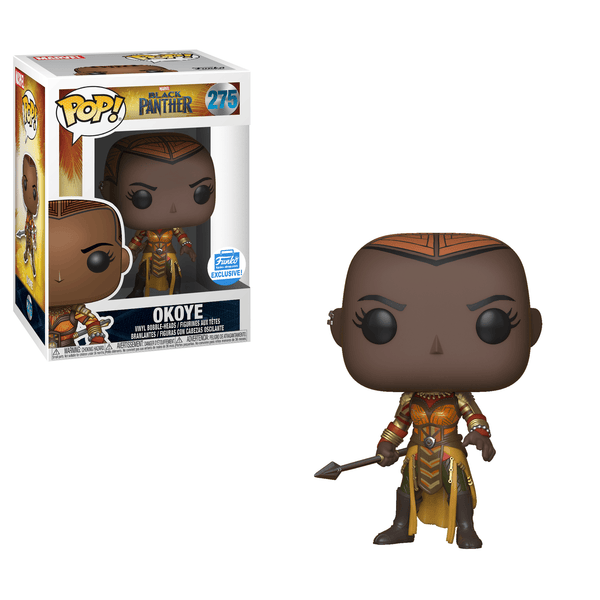 Pop! Black Panther 275: Okoye