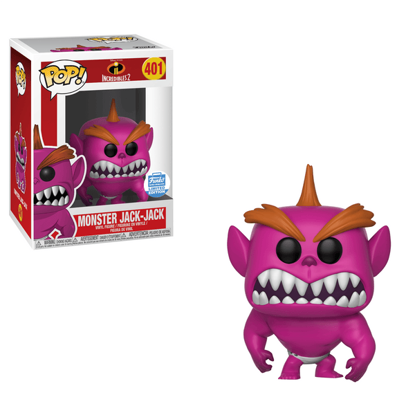Pop! Incredibles 2 401: Monster Jack-Jack
