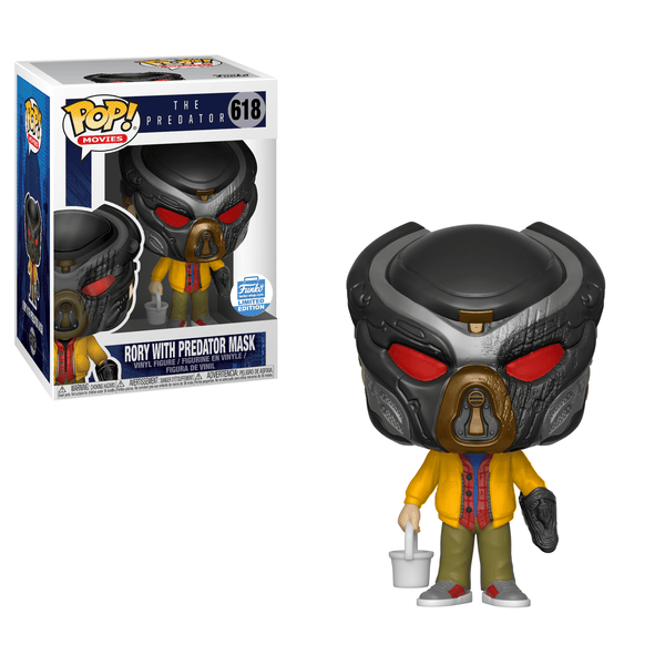Pop! The Predator 618: Rory With Predator Mask