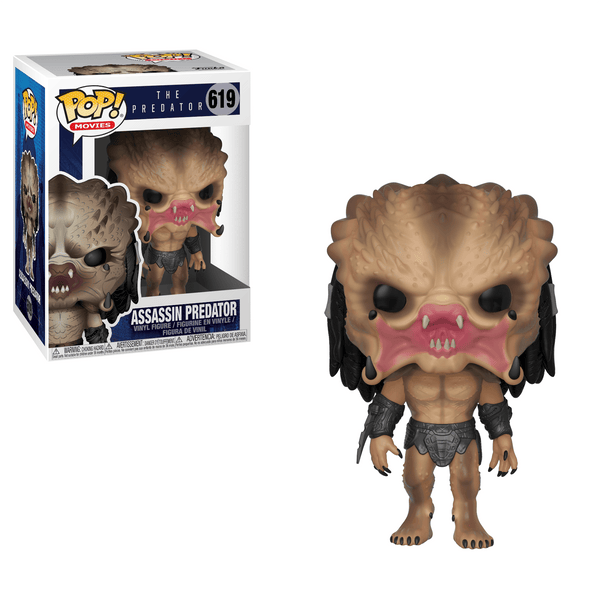 Pop! The Predator 619: Assassin Predator