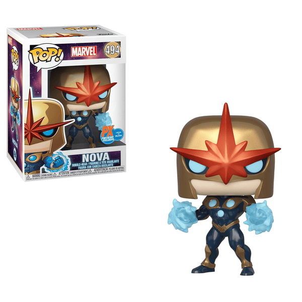 POP! Marvel 494 Nova
