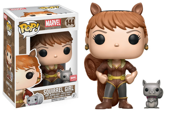 Pop! Marvel 144: Squirrel Girl