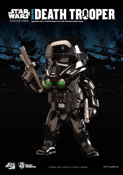 Egg Attack Action: EAA-039 Rogue One: A Star Wars Story Death Trooper