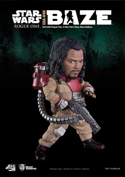 Egg Attack Action: EAA-048 Rogue One: A Star Wars Story Baze Malbus