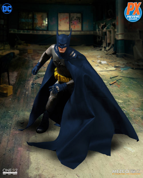 Mezco One:12 Collective PX Batman: Ascending Knight