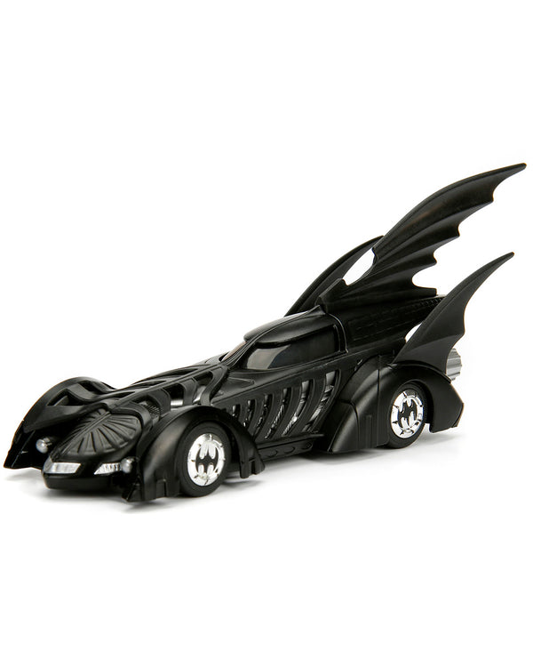Hollywood Rides Batmobile (Batman Forever)