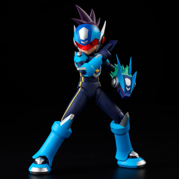 4inch-nel Starforce Mega Man