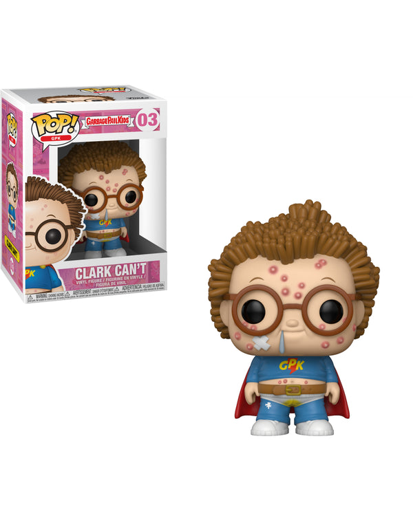 POP! Garbage Pail Kids 03: Clark Can't