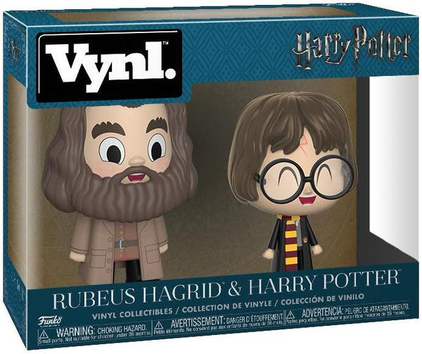 Vynl. Harry Potter: Hagrid & Harry Potter