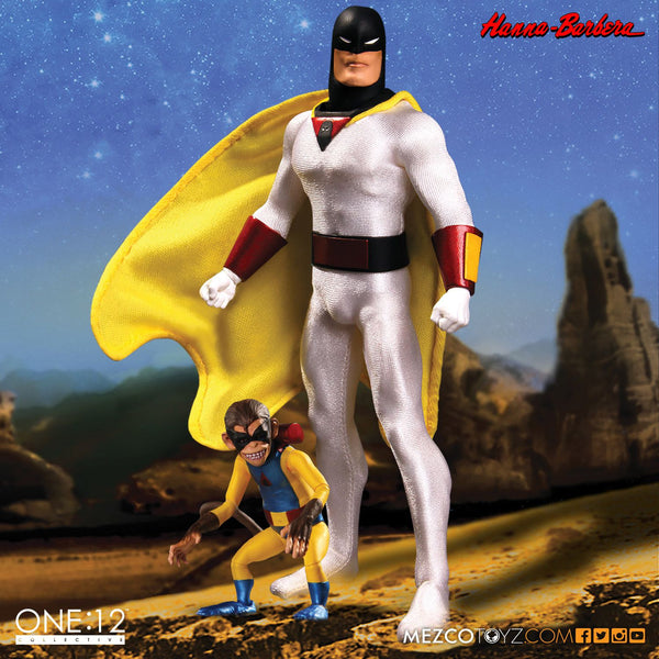 Mezco One:12 Collective Space Ghost
