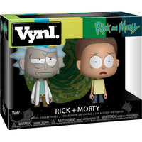 Vynl. Rick & Morty: Rick & Morty