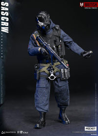 Pocket Elite Series 001 SAS CRW Assaulter