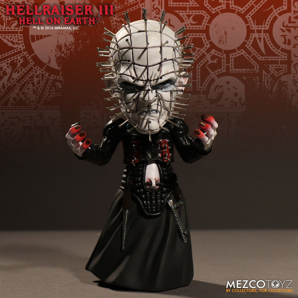 Mezco Hellraiser III: Hell on Earth: Deluxe Stylized Pinhead