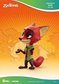 Mini Egg Attack: MEA-006 Zootopia Nick