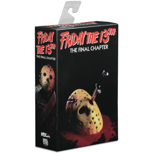 NECA Friday the 13th Part 4: Ultimate Jason