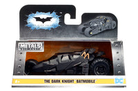 Hollywood Rides Batmobile (The Dark Knight)