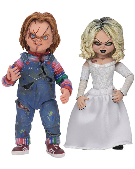 Bride of Chucky: Ultimate Chucky & Tiffany