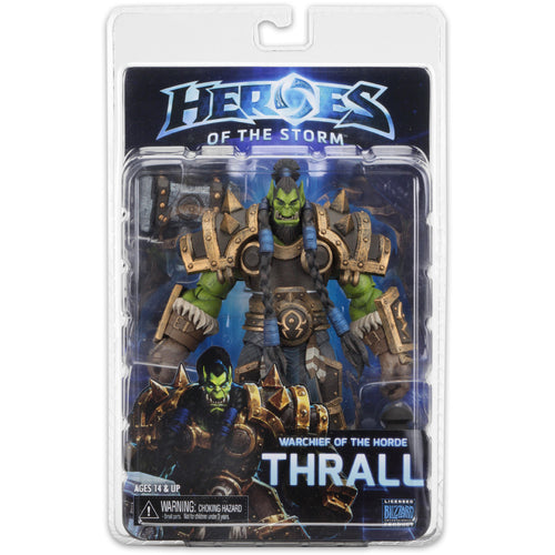 NECA Heroes Of The Storm Thrall